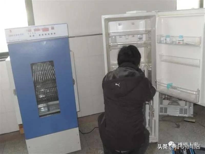 电冰箱压缩机不启动什么原因,冰箱基本的五个故障