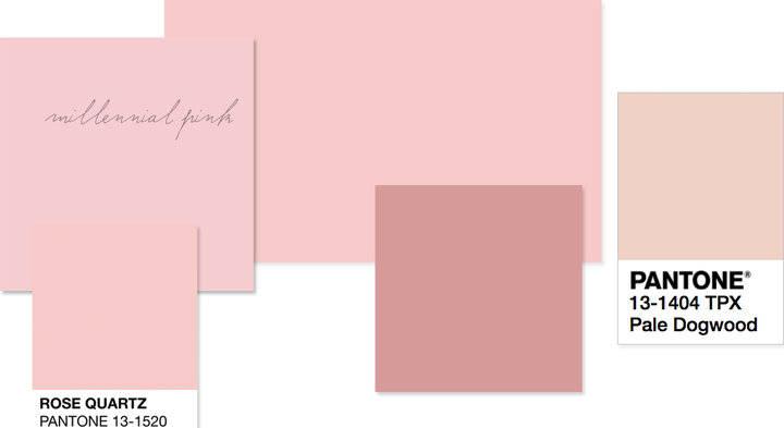 粉色代表什么意义(粉色在心理学暗示什么)