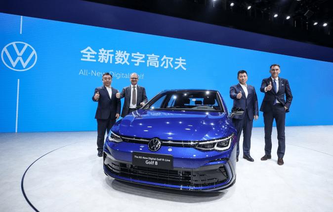 荣耀-全新数字高尔夫北京车展开启预售 预售15万起