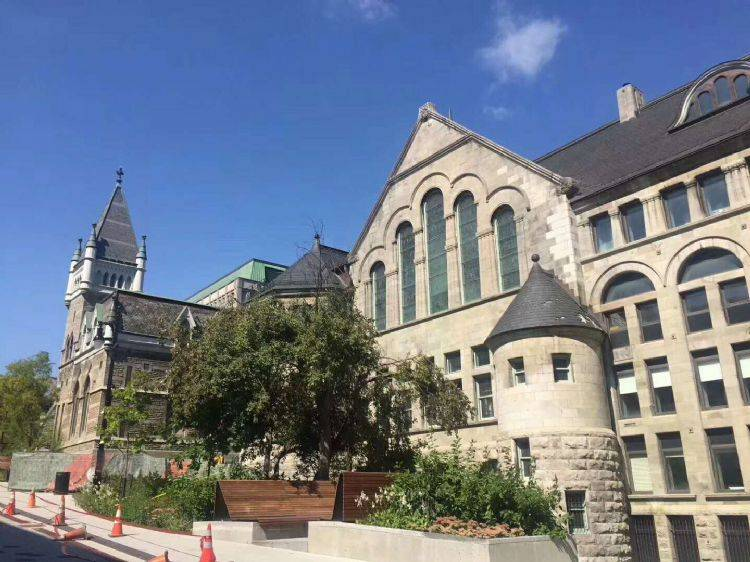 麦吉尔大学世界排名(多伦多大学为什么好进)