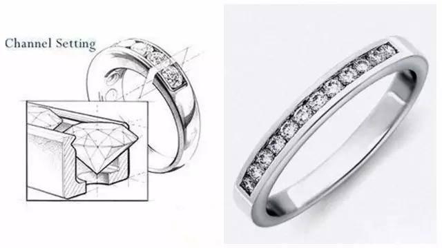 宝石镶嵌方式大PK,最喜欢哪种