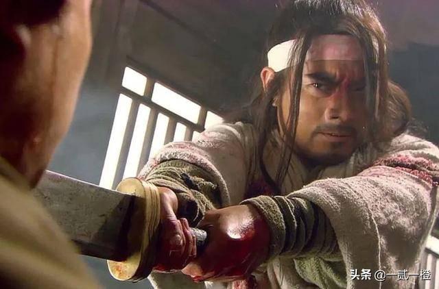 水浒传中武松他师傅为啥让他躲着点飞天蜈蚣?