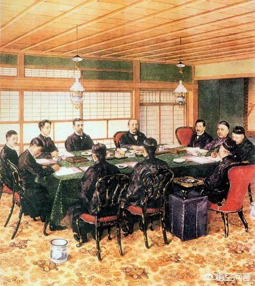 马关条约主要内容(马关条约谁签订的)