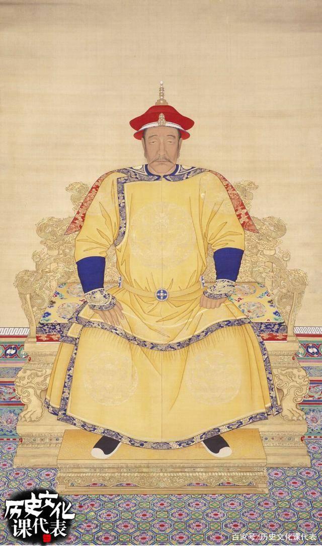 清朝12位皇帝列表是谁?清朝12位皇帝的顺序及特点,一个顺口溜教你轻松记住! 网络快讯 第2张