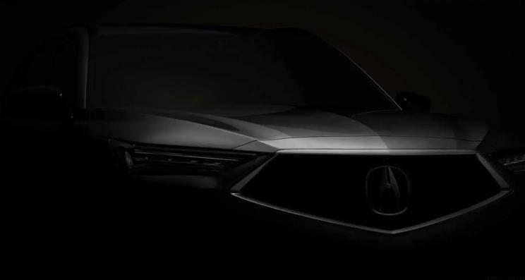 全新一代讴歌MDX将于12月8日首发亮相-XI全网