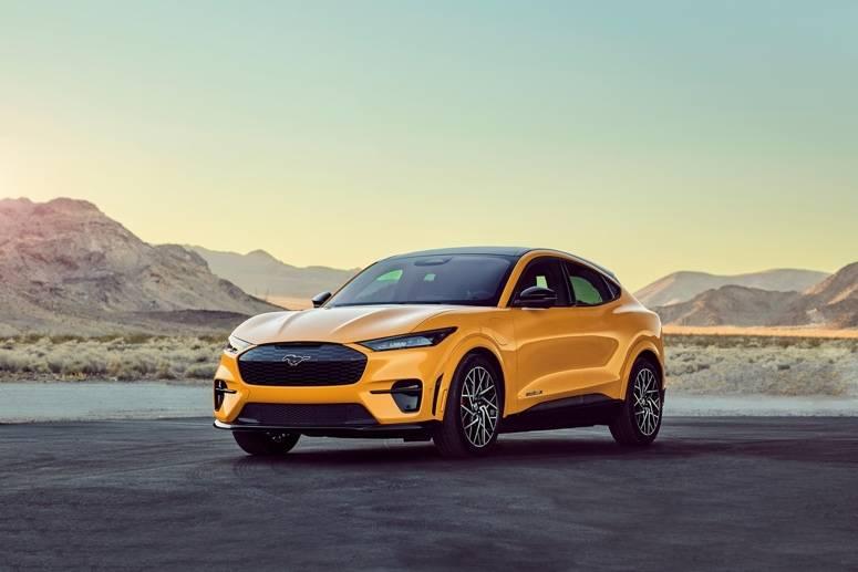 家族最快车型Mustang Mach-E高性能版细节公布-XI全网