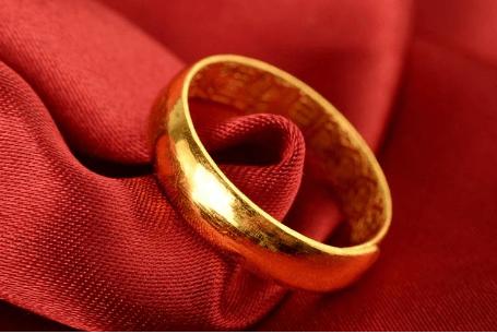 一个金戒指回收大概多少钱(金戒指大约多少克)插图