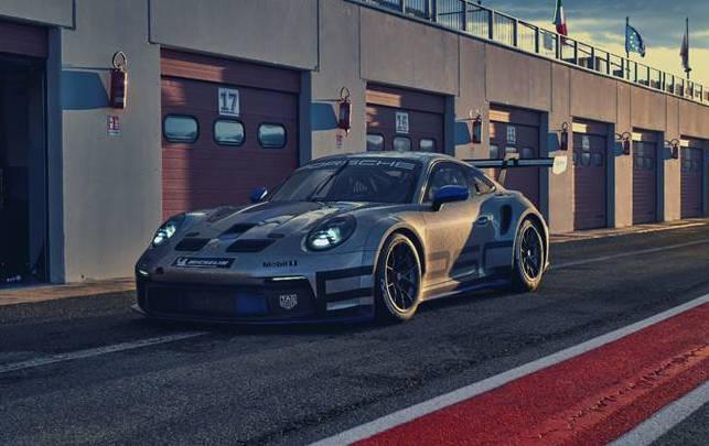 全新保时捷911 GT3 Cup正式发布 22.5万欧元起售-XI全网