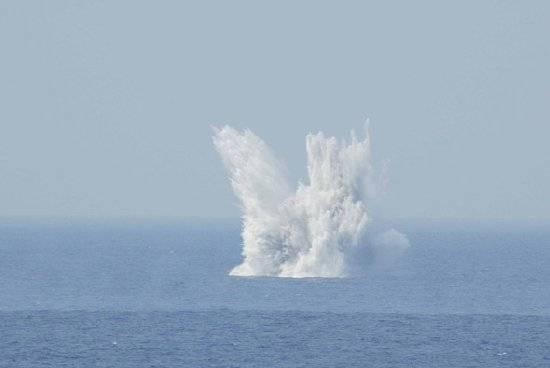 深水炸弹是干什么的(深水炸弹是如何反潜艇的 )插图