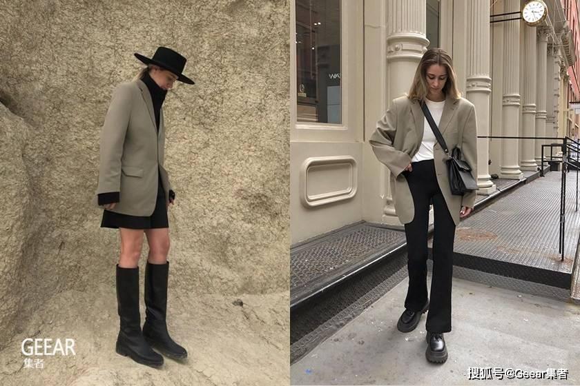 原创舒适时尚是ZARA,马上收藏这些慵懒的高端单品!