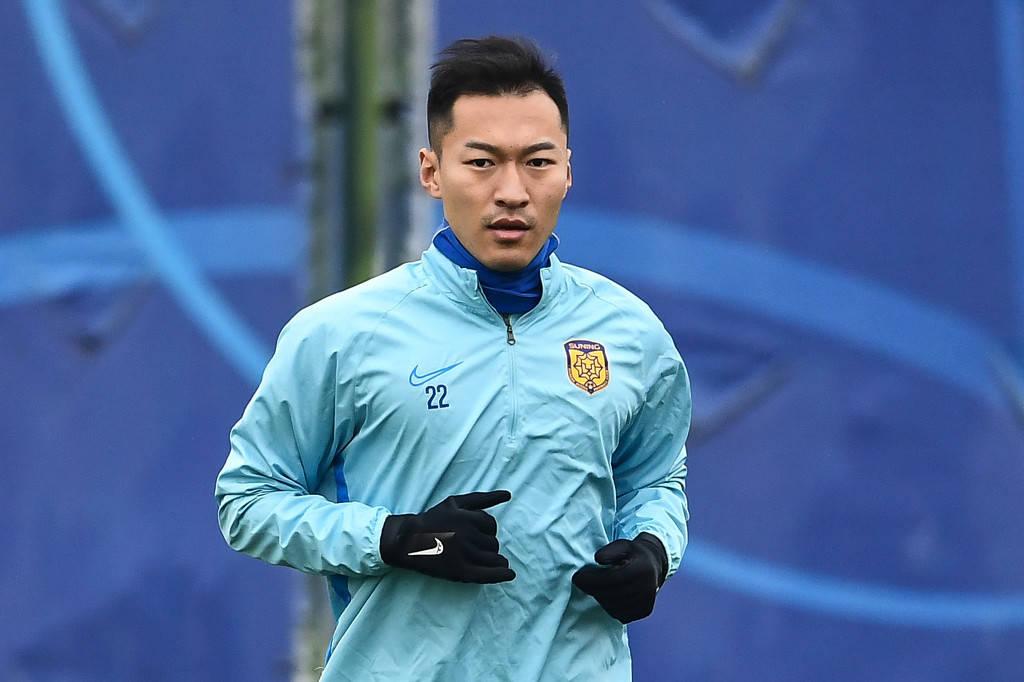 吴曦:新赛季每场有必要尽心竭力 认同李铁辅导训练严厉