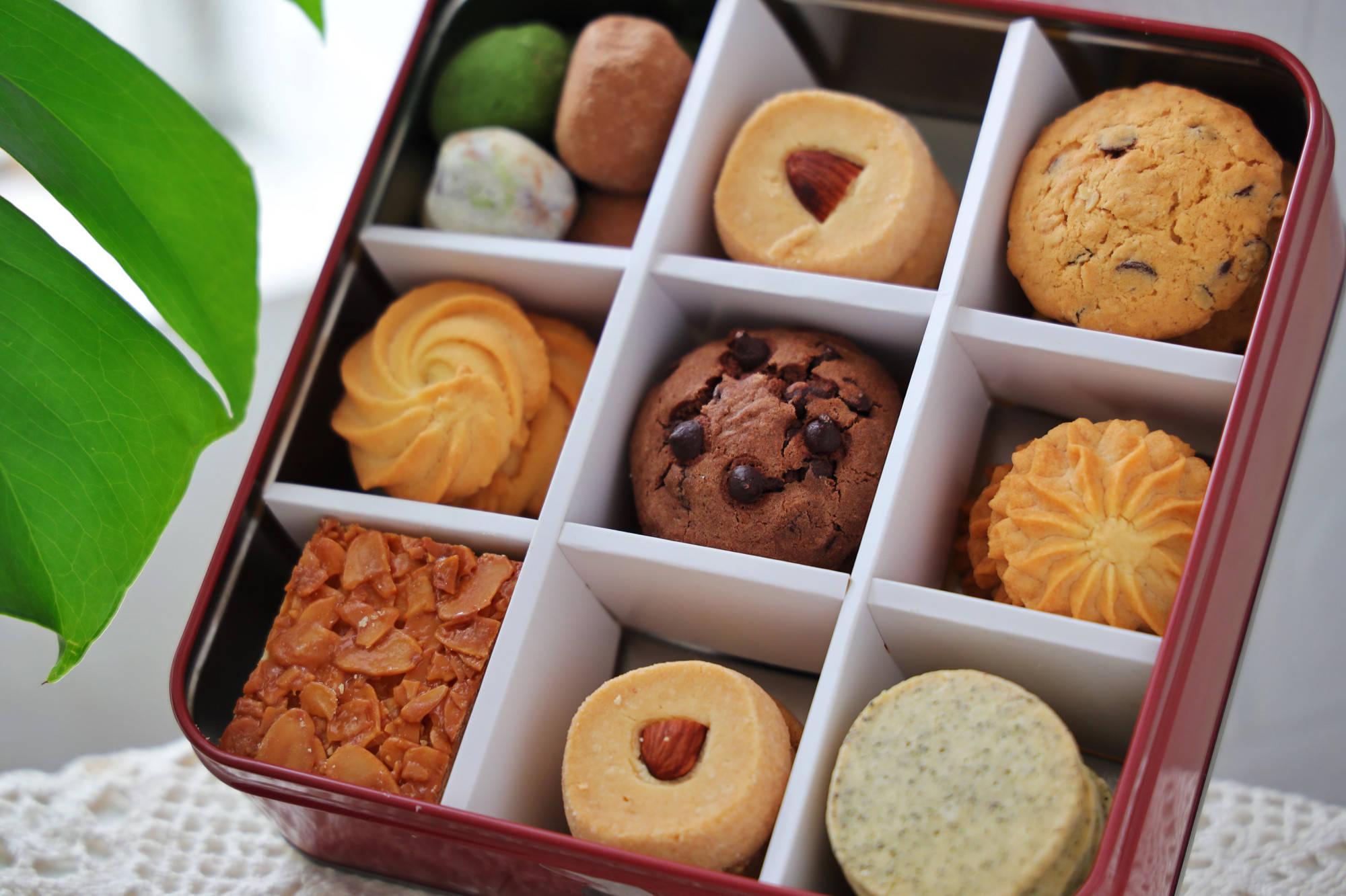 原装高档饼干礼盒适合过年送礼,食谱告诉你送人太爱面子了!