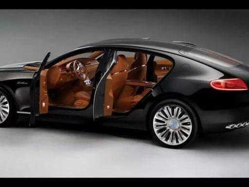 布加迪首款2800万跨界SUV发布,年产量仅3台的奢侈座驾