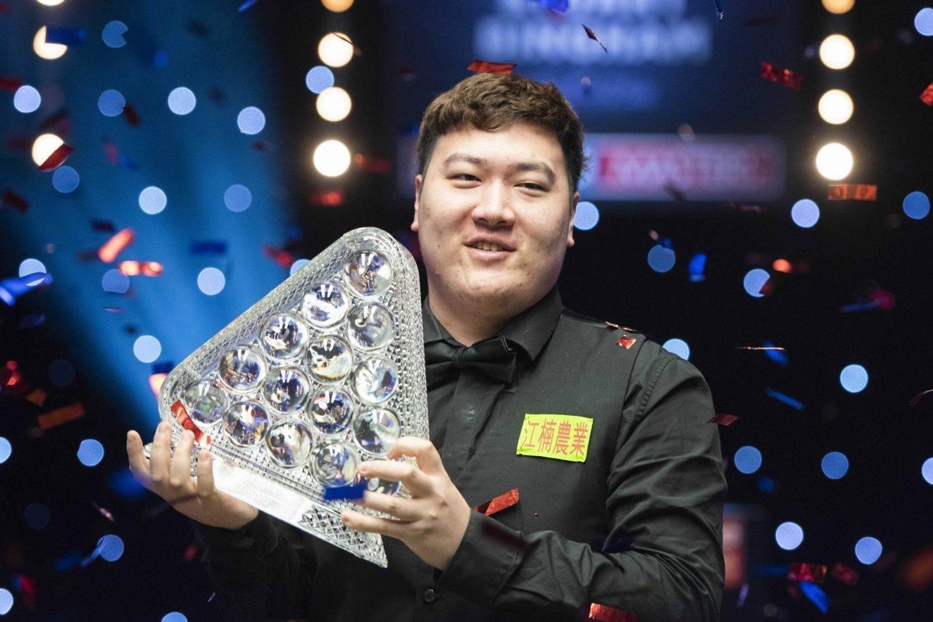 颜丙涛:现在的我不再恐惧 目标尽快斩获第三冠