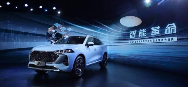 智能+混动,WEY品牌亮剑未来智能汽车时代
