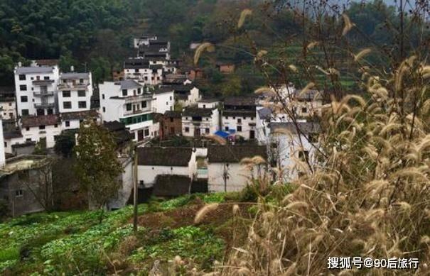 安徽藏着一处古村落,始建于万历十五年,还被誉为最美的高山村落