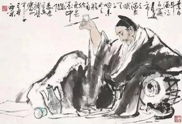 """李白最""""狂""""的9句诗,五千年仍无人能及!"""