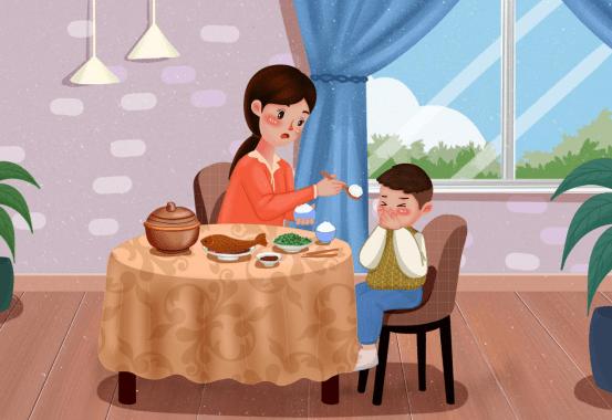 孩子吃饭老挑食?都怪你没有做好食物认知!现在跟着做还来得及!