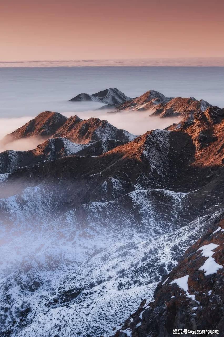 西北吃辣江湖的王者!这个中国最美的省份,一生一定要去一次!