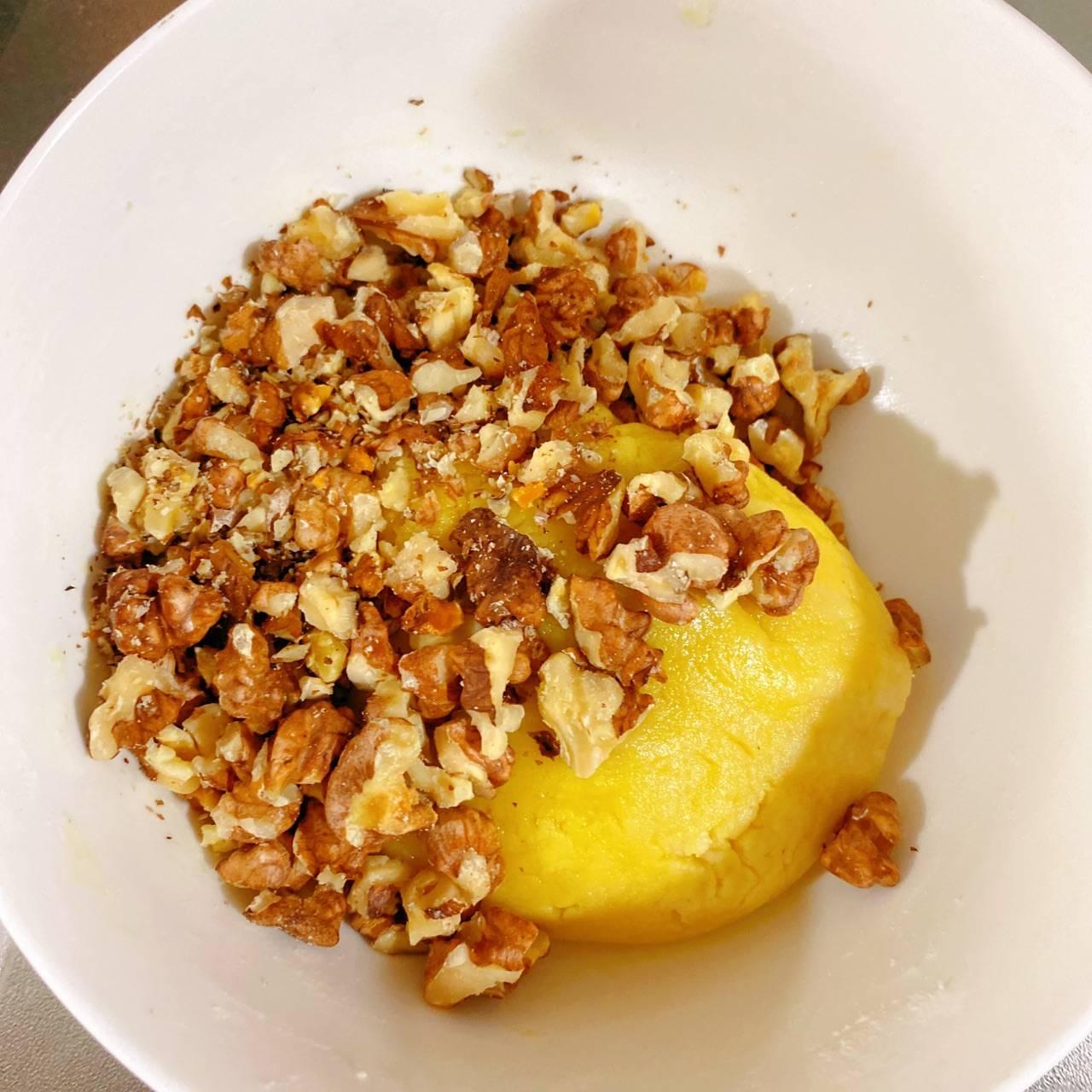 「传统老式核桃酥」的做法+配方,香甜酥脆,浓浓的核桃香