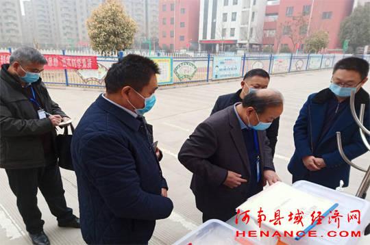 商丘市梁园区第一回民小学:抓好疫情防控 确保师生安全