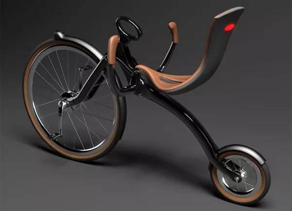 成都自行车外观设计创意(一)
