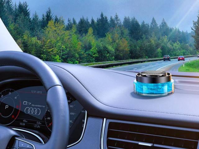 滥用汽车芳香疗法等于慢性自杀