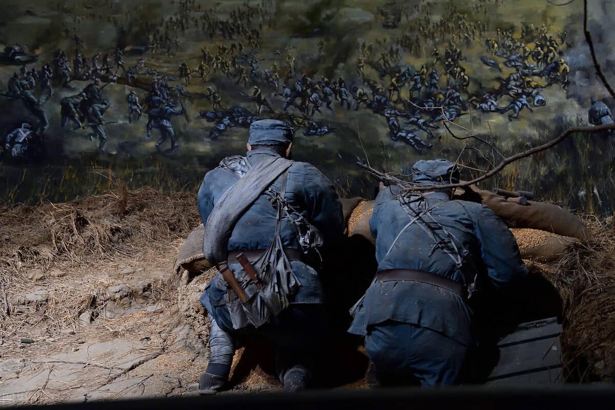 日军为什么不进攻延安,原因其实很简单