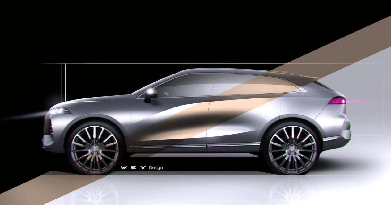 新年大招WEY品牌打造科技复兴的新一代智能汽车