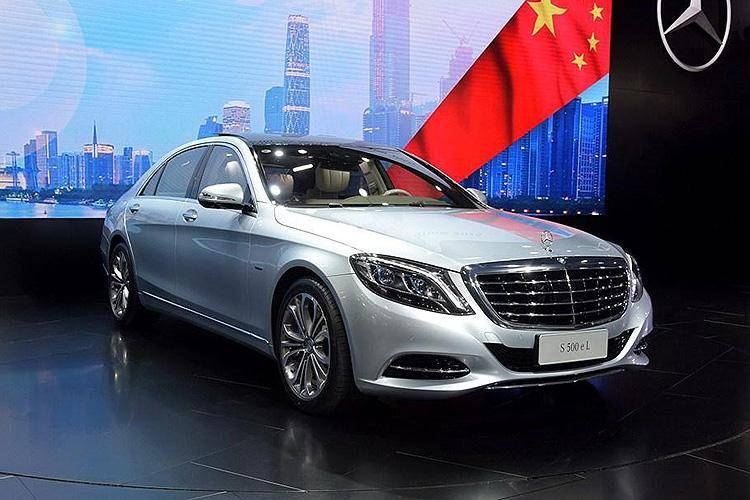 戴姆勒捷豹路虎财报皆给中国市场记头功