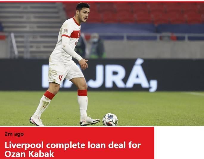 英超豪门利物浦官方宣告两笔引援,这两笔引援皆是补强中后卫位置