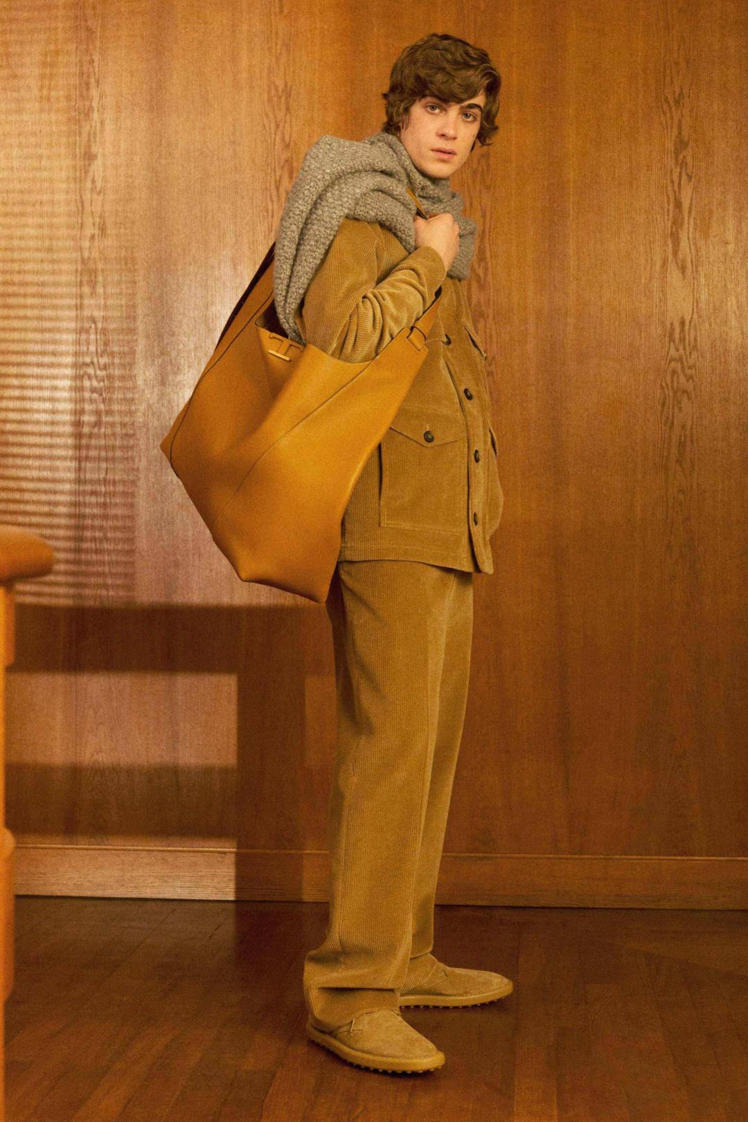2021/22秋冬米兰男装时装周 诠释当代男装之美! 爸爸 第18张