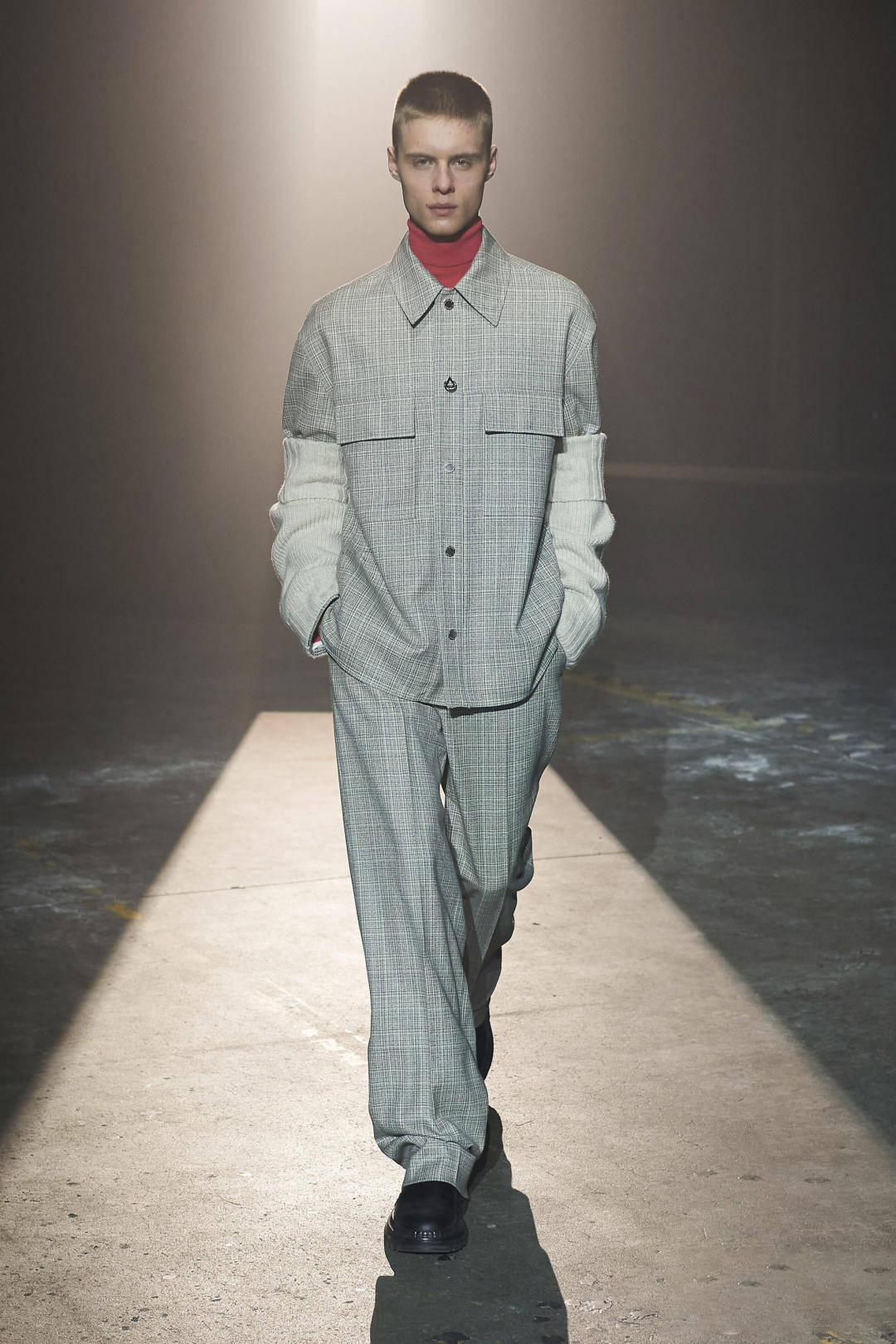 2021/22秋冬米兰男装时装周 诠释当代男装之美! 爸爸 第36张