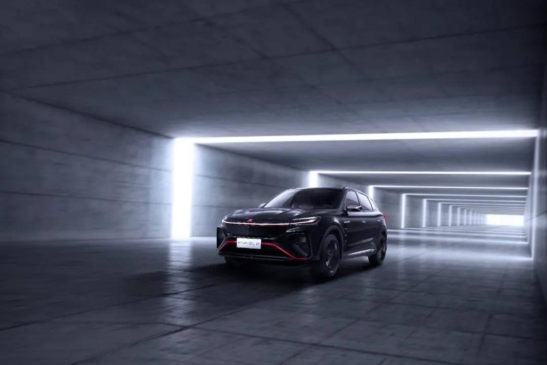未来舞台属于它,MARVEL R售21.98万起_新车