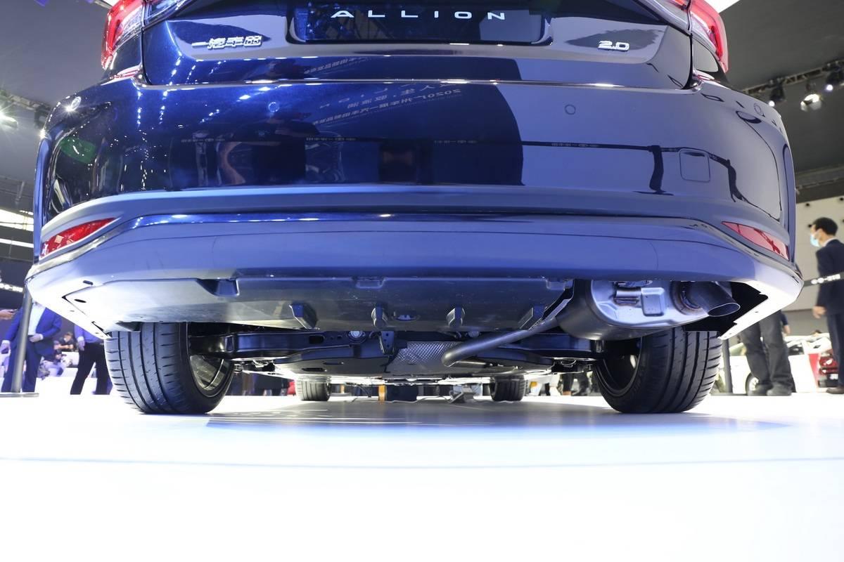 一汽丰田全新紧凑型车ALLION或于3月底上市