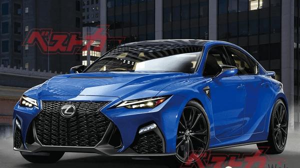 将内燃机推向极致!雷克萨斯三款V8新车宣布,将11月登场