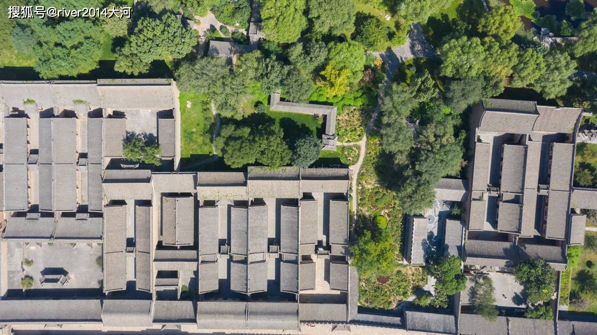 山西常家庄园,鼎盛时有房屋4000间,开创对俄贸易万里茶路  第5张