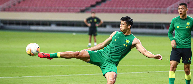 FIFA专访张玉宁:新赛季已不是U23球员 40强赛会拼尽全力