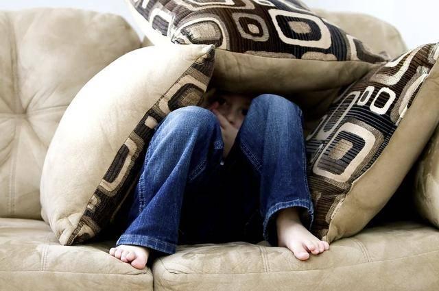 吓唬孩子 危害超乎你的想象-家庭网