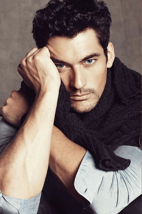 顶级男超模复出拍大片 41岁依然帅!靠满身肌肉改变男模界审美