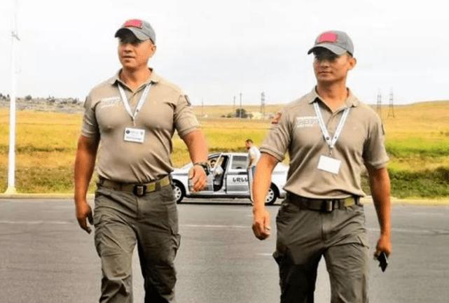 中国第一保镖多次参加特训,20年来从未丢掉保镖生涯