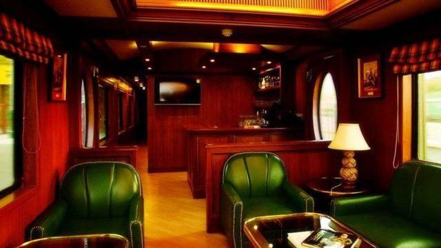 """世界最""""奢华""""的五列火车,是行走的五星酒店,票价最贵16万"""