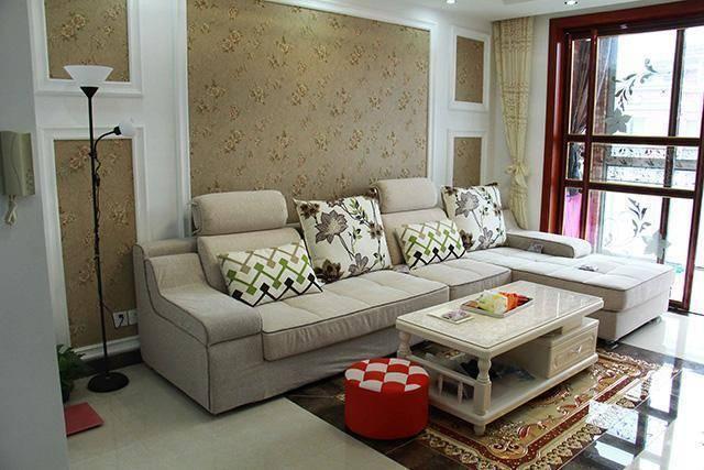 搬入新房一周了,实用至上,大家对我家客厅评价最高!