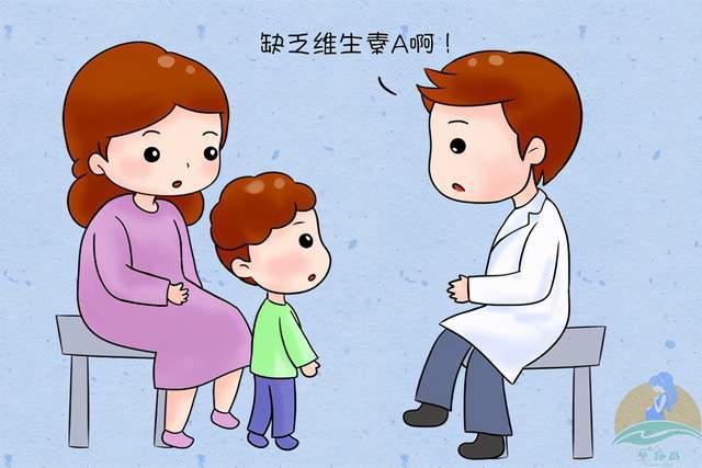 别光顾着给孩子补维C,这种维生素是发育必备,却被很多宝妈忽视  第4张