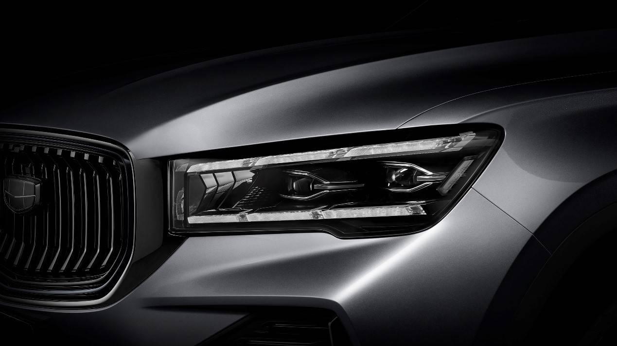 定位紧凑型SUV 吉利CMA架构新车KX11定名星越L