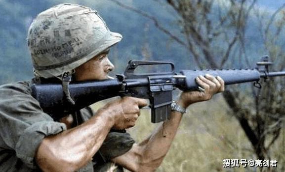 全球产量仅次于AK的步枪,兼具火力与准头<a href=