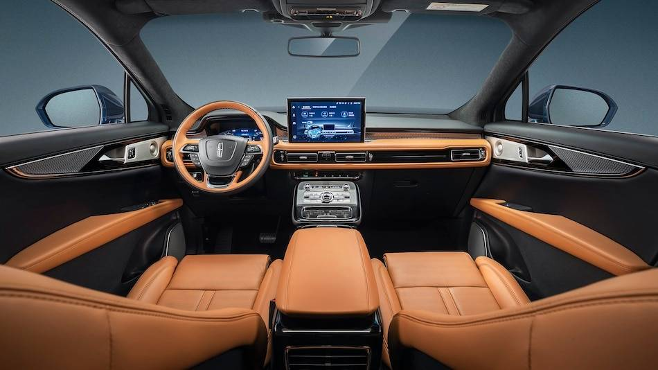 定位中型SUV 长安林肯航海家将于2021年3月中旬上市