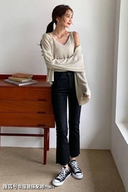 原创             穿针织开衫如何避免廉价?一份高级感穿搭公式,值得收藏借鉴
