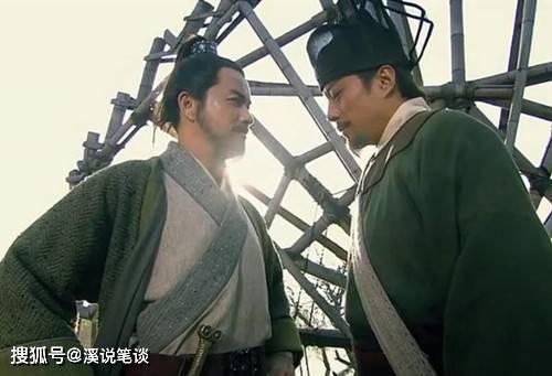 《水浒传》原著中,宋江真的被杀了吗?答案显而易见