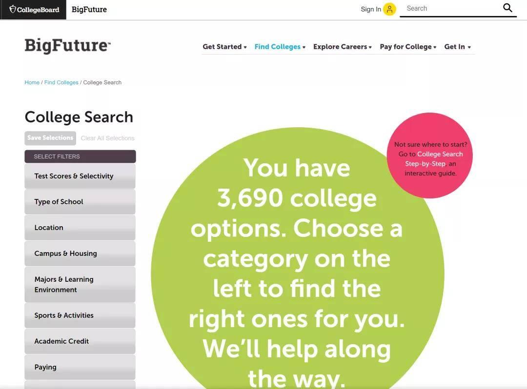 干货 : 美本申请你必须收藏的20个优质网站